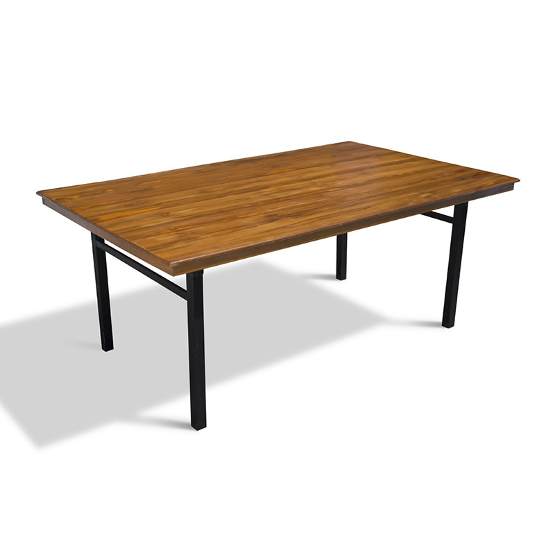 Products Dining Tables Combination 3 Solid Teak Dining Table